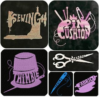 Free Sewing Silhouette Machine Embroidery Designs