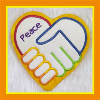 Free World Peace Coaster