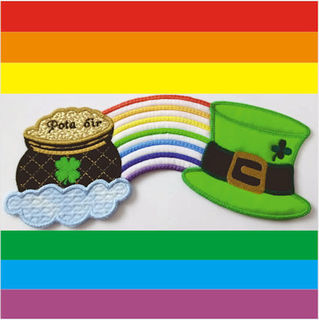 Free St Patricks Day Embroidery Designs