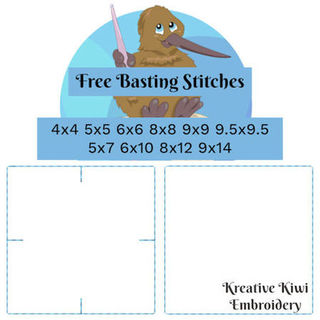 Free Basting Stitches