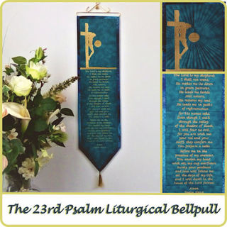 23rd Psalm Liturgical Bellpull