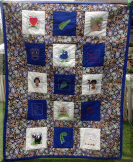 QUILTS made with KIWI Designs