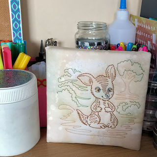 Showcase your Embroidery Designs on Canvas