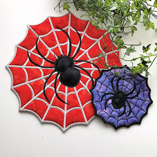 Machine Embroidery Ideas for Halloween