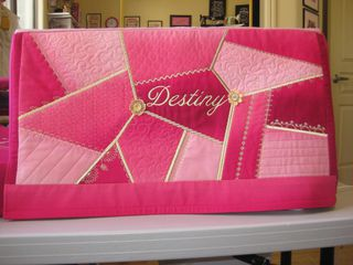 Sewing & Embroidery Machine Cover