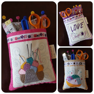 Design Ideas - Pin Cushion