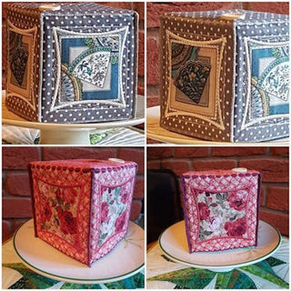 Cathy's Tissue Box Cover