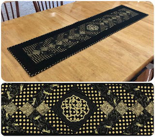 How to make a  Reversible Table Runner