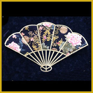 Large Fan Applique