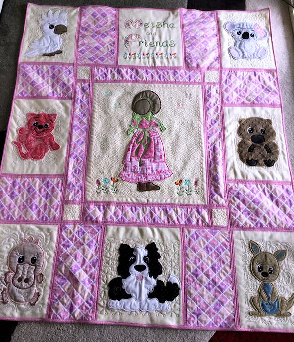 Aussie Animal Quilt