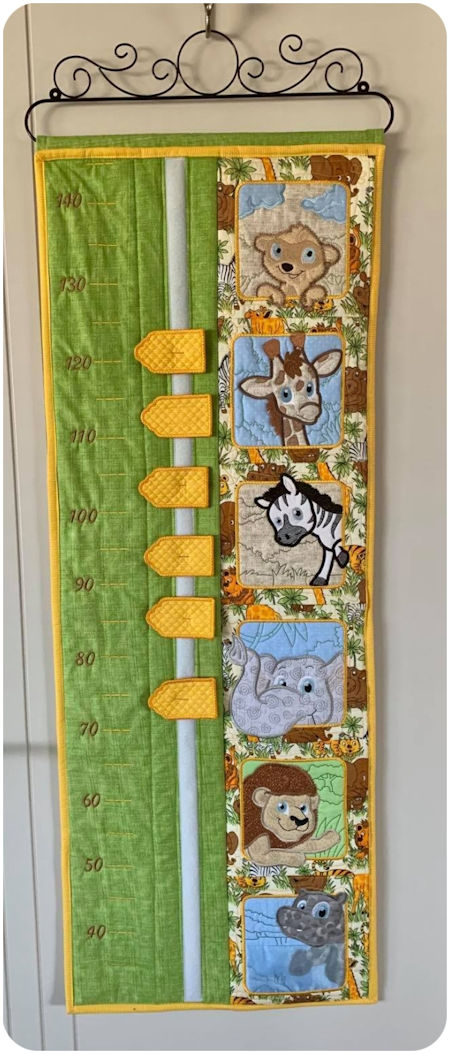 Darina Double Block Growth Chart
