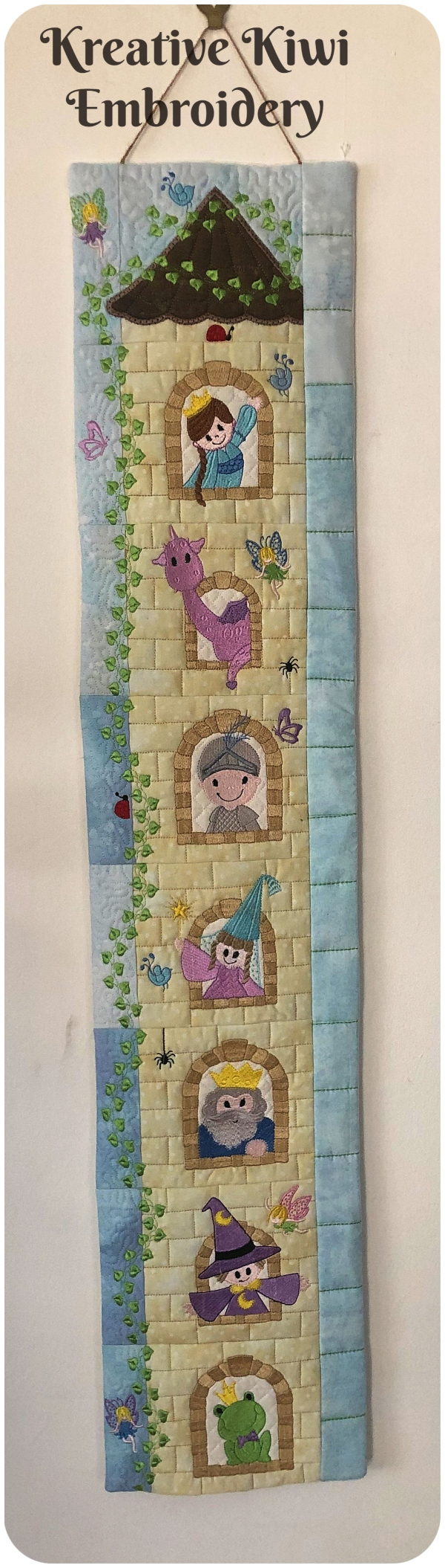 Fairytale Wall Hanging