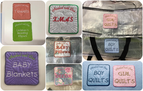 Free Quilt Label Ideas by Darina