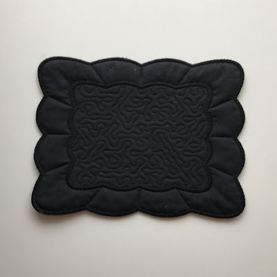 Flower Coaster Back