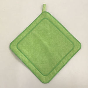 Pot Holder In the hoop - back