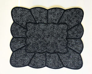 Applique Scallop Placemat