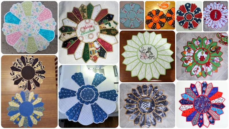 Samples of Dresden Designs by Kreative Kiwi- 800