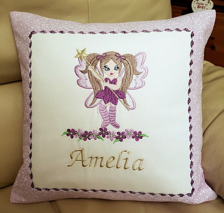 Fairy Pillow