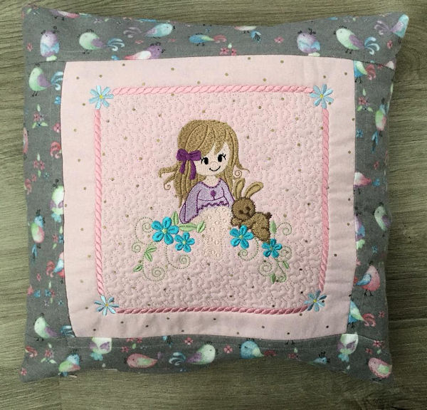 Girly Cushion