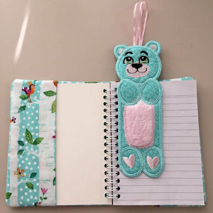 Teddy Bookmark