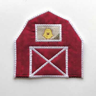 Applique Barn