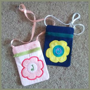 Flower Bag (In-the-hoop)