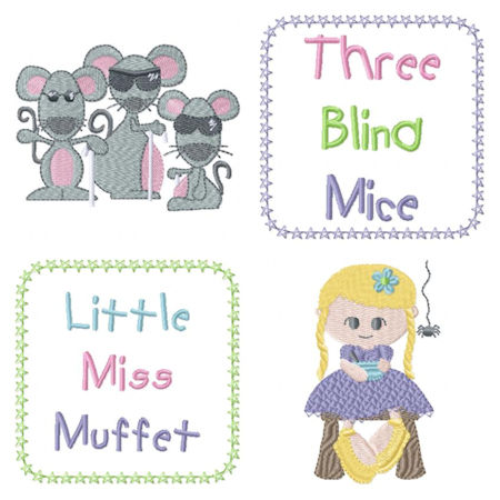 Free Nursery Rhymes Set