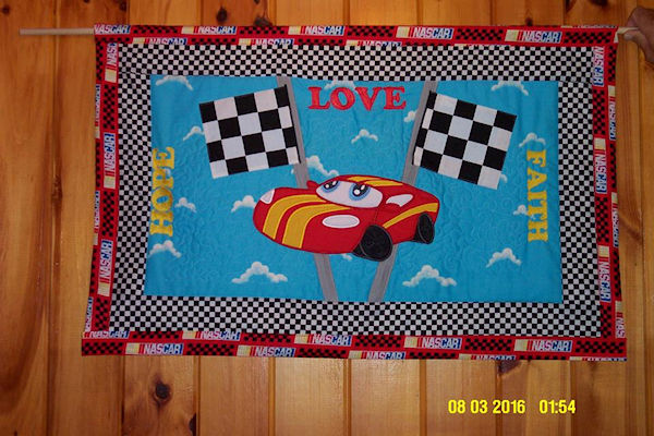 car wall hanging