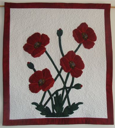 Jan - large Poppy