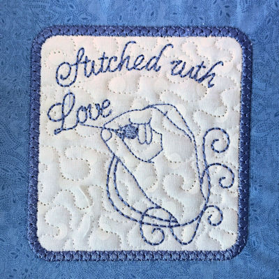 Free Stitched with Love