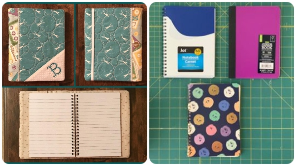 5x7 US Notebooks by Beverly