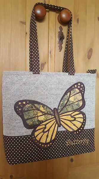 Cathy Butterfly Bag