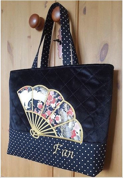 Cathy Fan Bag