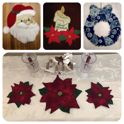 Ideas for Christmas Stitching