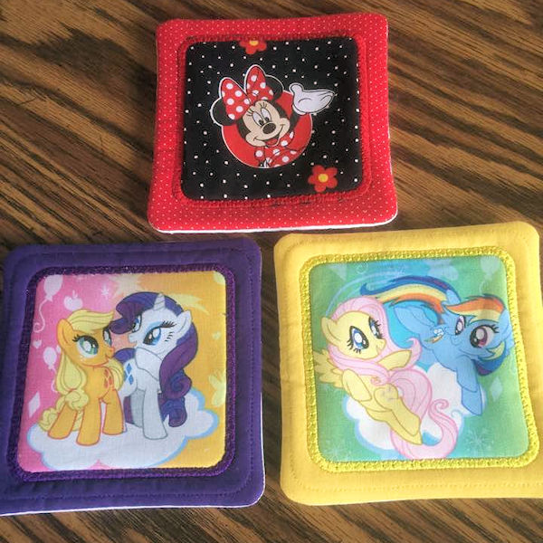 Cindy Mickey Mouse Coaster