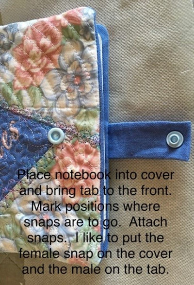 Notebook Tab 08