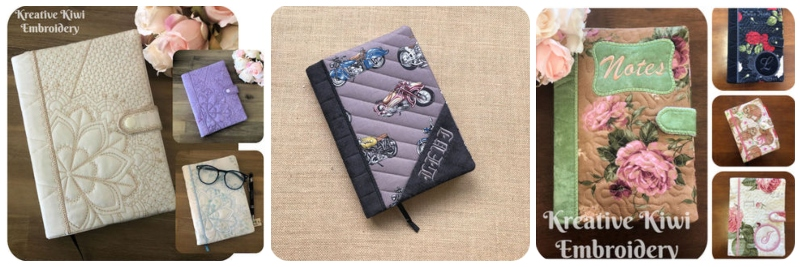 In the hoop Notebook Covers US sizing - 800