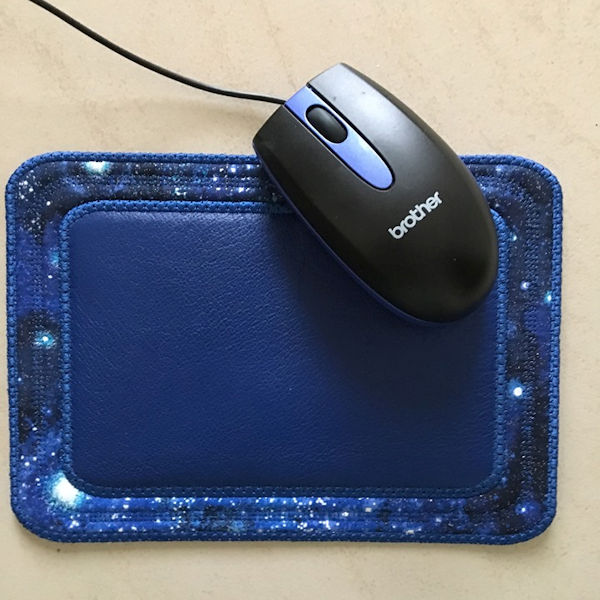 In the hoop Mouse Pad by Marilyn