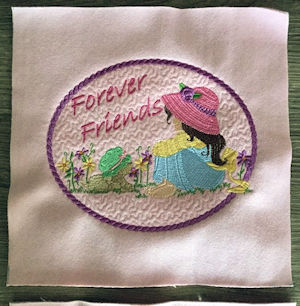 Trendy Teens Embroidery