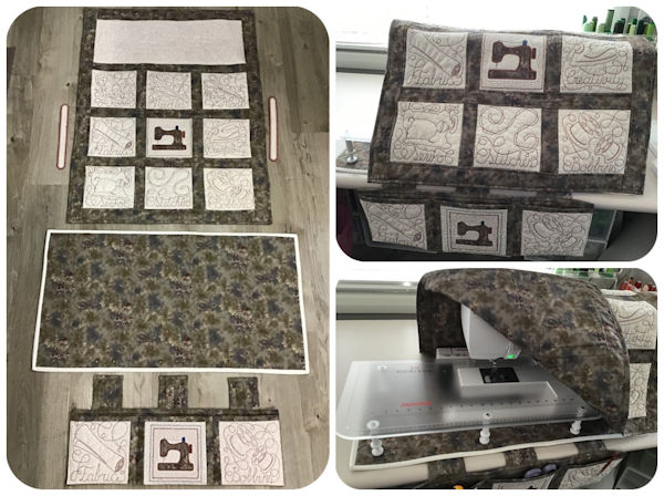 Free Sewing Room Cover set