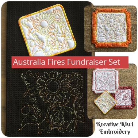 How to make Fundraiser Coasters
