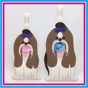 How to make In the hoop Shih Tzu Pouch