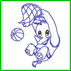 Basketball Critters