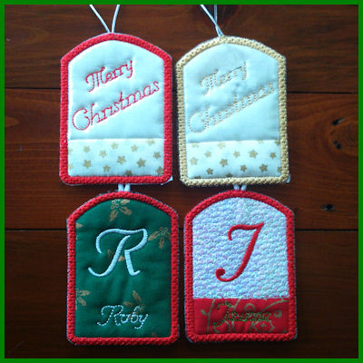 Gift Tags 2