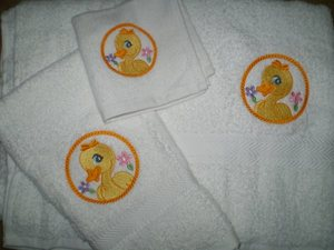 Mary - Animal Patches