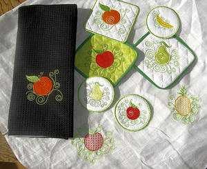 Free Embroidery Designs «