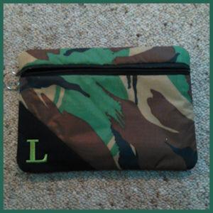 Iv Bag Embroidery Design