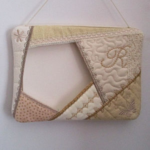 Large Make Up Bag Pencil Case In The Hoop Free