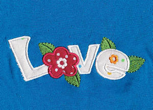 Kids Applique