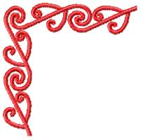 Maori Designs 01 - Free Instant Machine Embroidery Designs